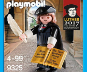 Playmobil-Luther